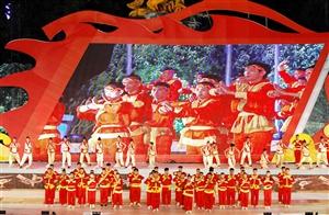 Công ty DCT thực hiện toàn bộ gói truyền thông, và truyền hình trực tiếp lễ khai mạc Liên hoan Võ cổ truyền tại Bình Định.