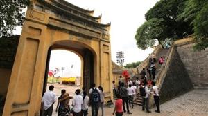 Nghiêm cấm tổ chức các sự kiện thương mại tại Hoàng thành Thăng Long
