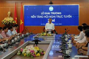 ZAVI - Nền tảng ứng dụng họp trực tuyến Made in Vietnam