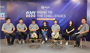 AI DAY 2020 - RISING TO CHALLENGE