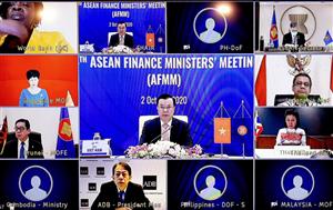 Hội nghị Bộ trưởng Tài chính ASEAN lần thứ 24 thành công tốt đẹp