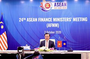 Hội nghị Bộ trưởng Tài chính và Thống đốc NHTW ASEAN (AFMGM) lần thứ 6 thành công tốt đẹp