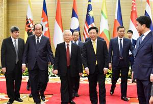 TOÀN CẢNH LỄ KHAI MẠC HỘI NGHỊ CẤP CAO ASEAN 37