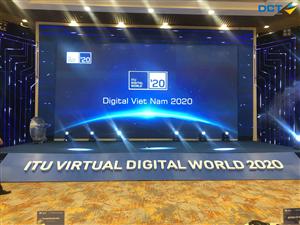 HỘI NGHỊ VÀ TRIỂN LÃM THẾ GIỚI SỐ ITU 2020