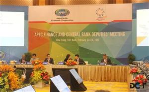 APEC 2017 - Hội nghị Thứ trưởng Tài chính và Phó Thống đốc Ngân hàng Trung ương APEC (FCBDM)