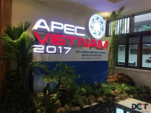 APEC 2017 - HỘI NGHỊ BỘ TRƯỞNG TÀI CHÍNH APEC VÀ CÁC HỘI NGHỊ LIÊN QUAN (FMM)