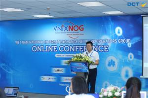 HỘI NGHỊ VNIX-NOG ONLINE CONFERENCE 2020