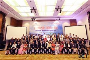 HỘI NGHỊ ĐẠI LÝ TOÀN QUỐC 2017 - CTCP SIÊU THANH HÀ NỘI - HSTC GROUP