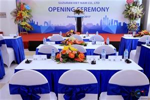 Suzuran VietNam Opening Ceremony