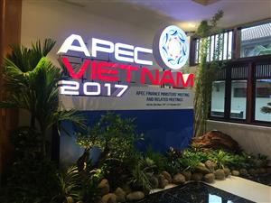 TỔ CHỨC HỘI NGHỊ APEC