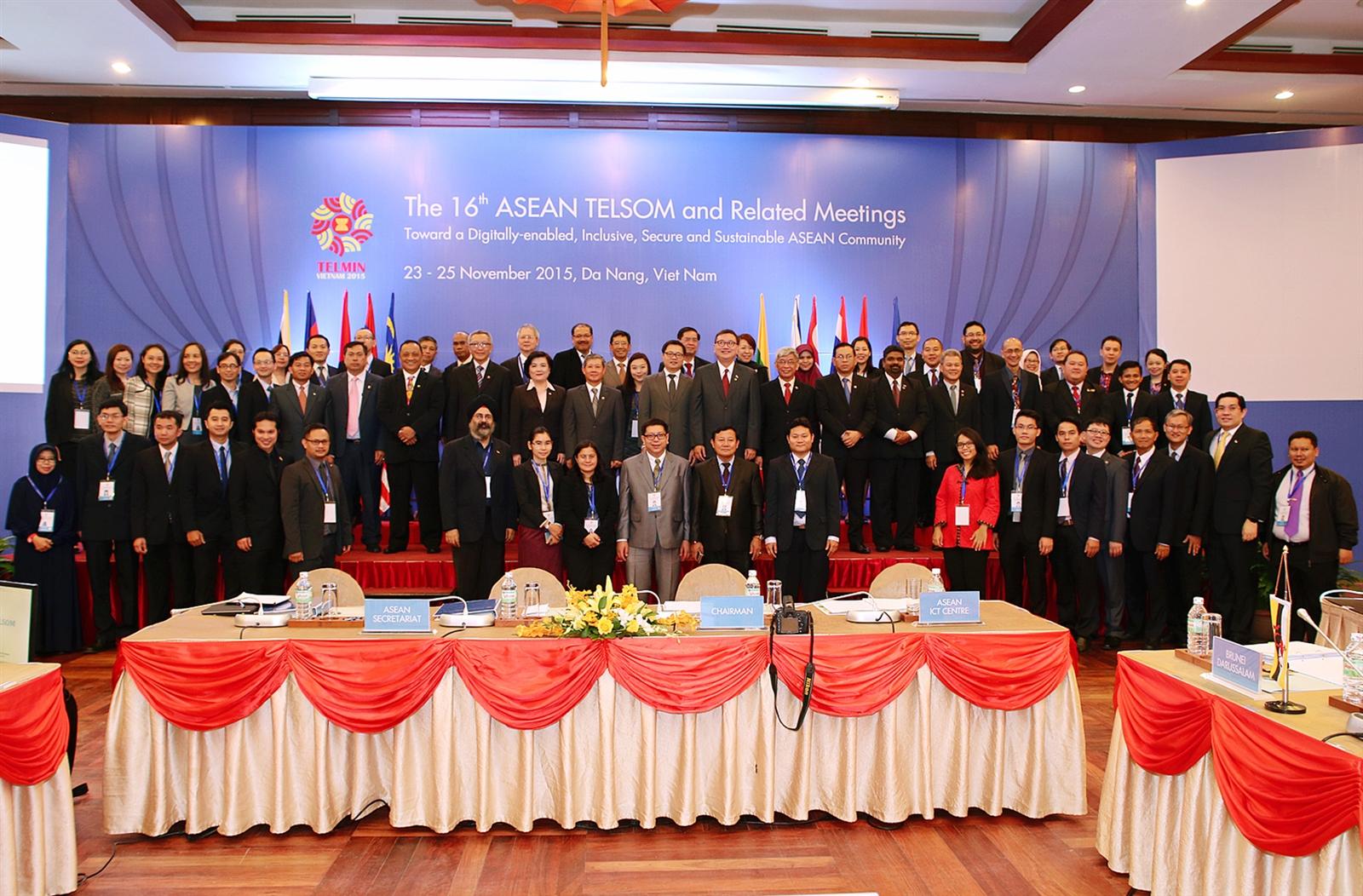 Hội nghị Bộ trưởng Viễn thông và Công nghệ thông tin ASEAN 2015 (TELMIN 15)