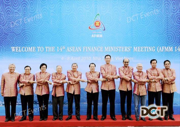 HỘI NGHỊ BỘ TRƯỞNG BỘ TÀI CHÍNH CÁC NƯỚC ASEAN VÀ ASEAN +3 LẦN THỨ 14