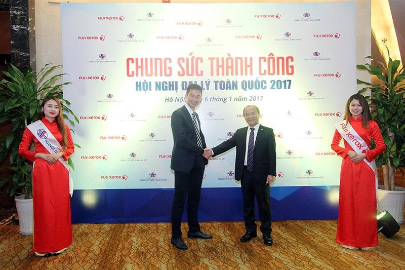 CTCP Siêu Thanh Hà Nội tổ chức Hội nghị Đại lý toàn quốc năm 2017